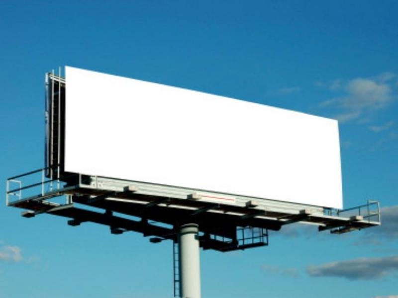 Outdoors Advertising