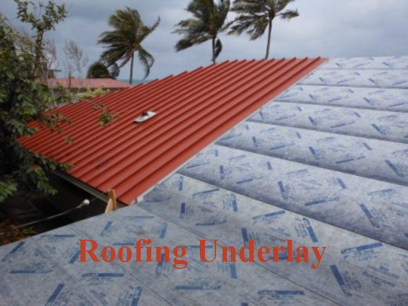 Roofing Underlay Market