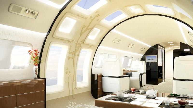 Civil Aircraft Interior Cleaning Services
