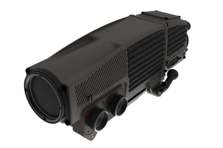 Laser Anti-sniper Detection System For Defense