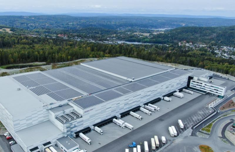 Inverters from KACO new energy for Norway's first commercial