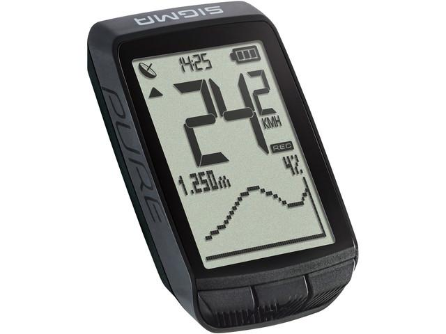 GPS for Bike Consumption