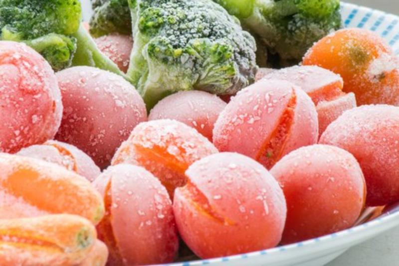Frozen Fruit and Vegetable Processing Market