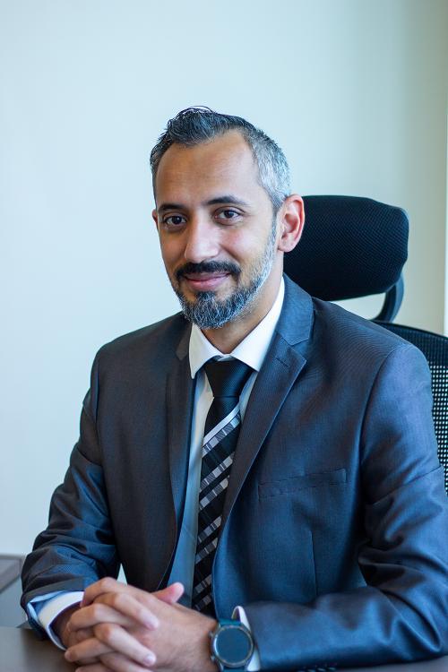 UDENZ CEO and Founder Dr.Hisham Safadi