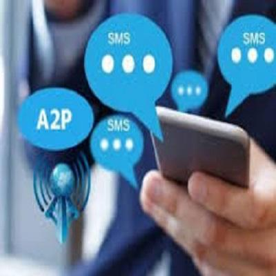 Application-to-Person (A2P) SMS and API Market