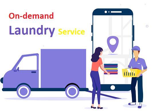 On-demand Laundry Service Market