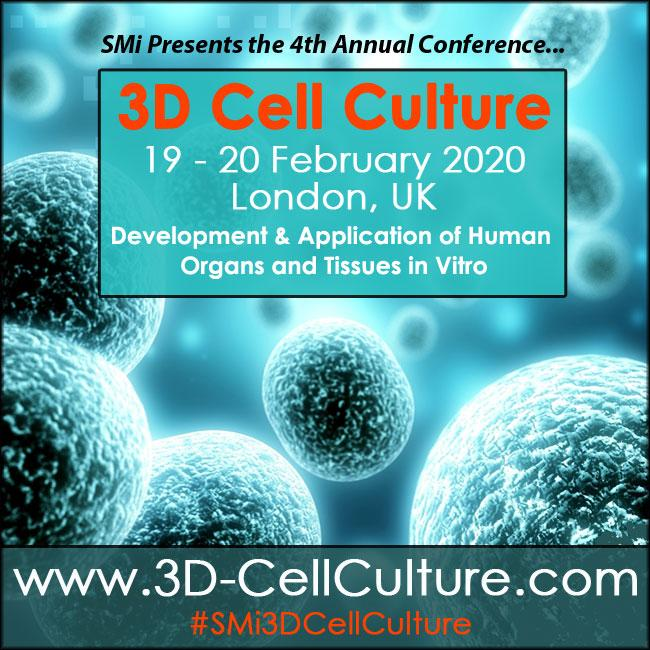 3D Cell Culture conference 2020