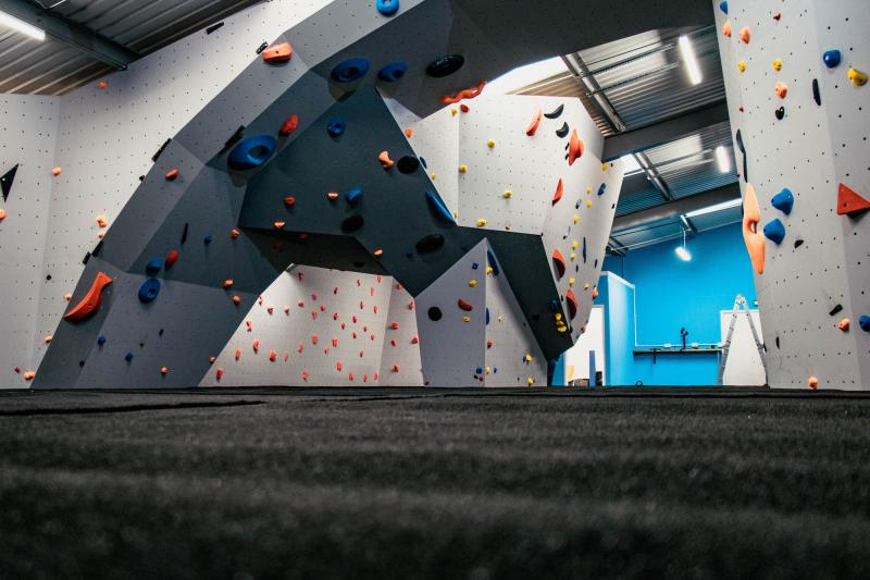 Rock and Rapid Bouldering Centre