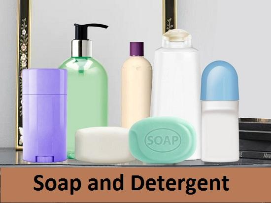 Soap and Detergent Market