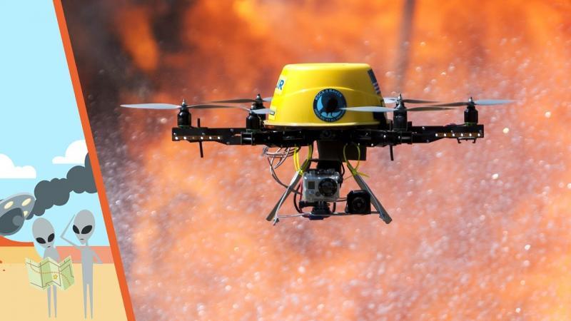 Public Safety Drones