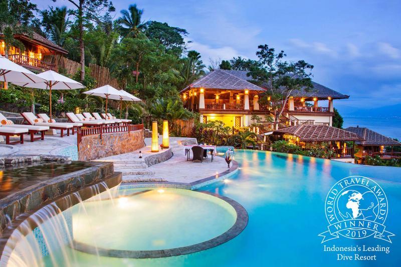 Bunaken Oasis Dive Resort & Spa wins World Travel Awards 2019 -