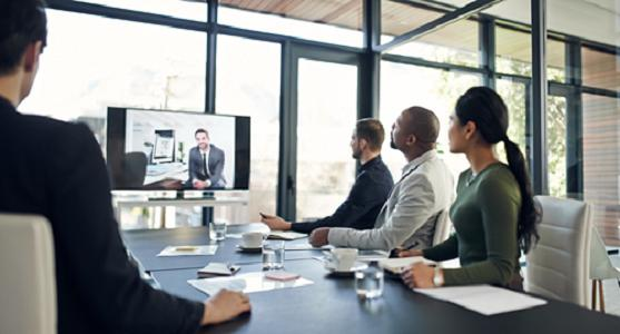 Online Corporate Meeting Services