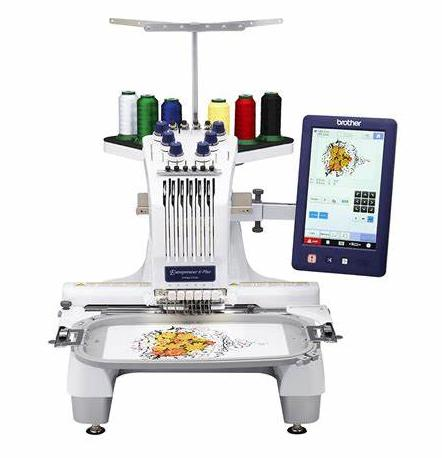 Commercial Embroidery Machine Market Size, Share, Development