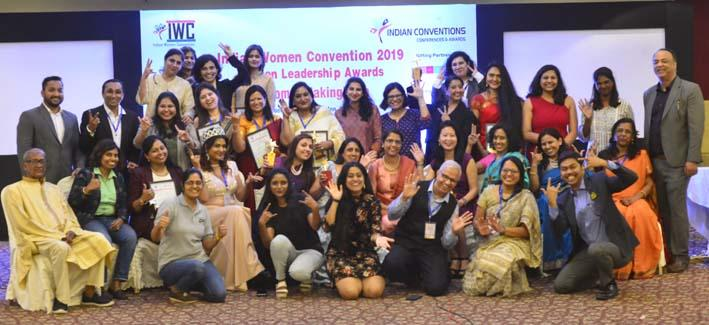 Winners of Women Leadership Awards 2019 #WomenMakingIndia