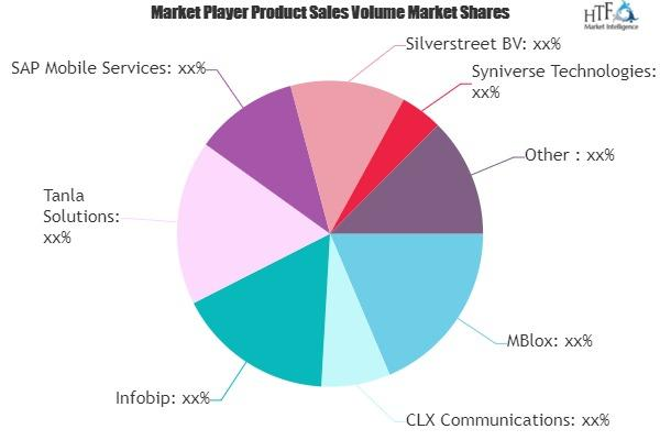 A2P and P2A Messaging Market Is Thriving Worldwide | MBlox, CLX