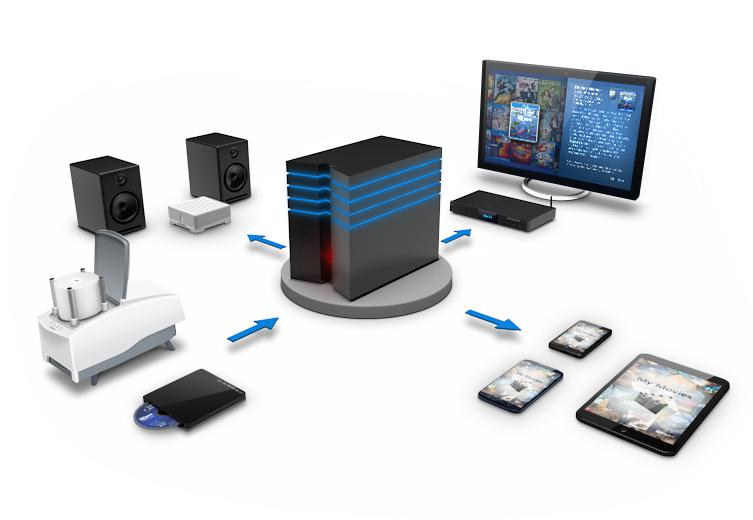 High-End Enterprise Servers