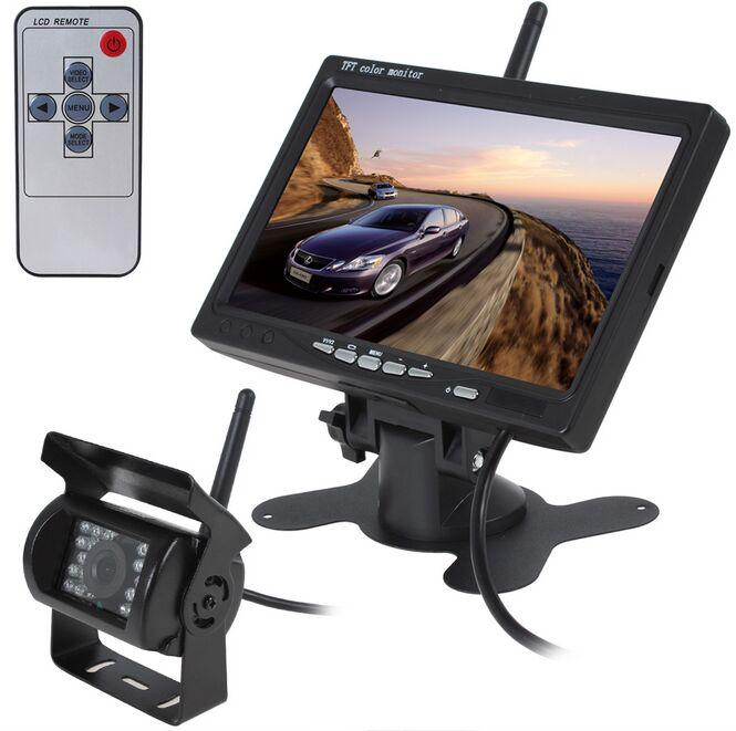 Bus Rear-view Camera (RVC)