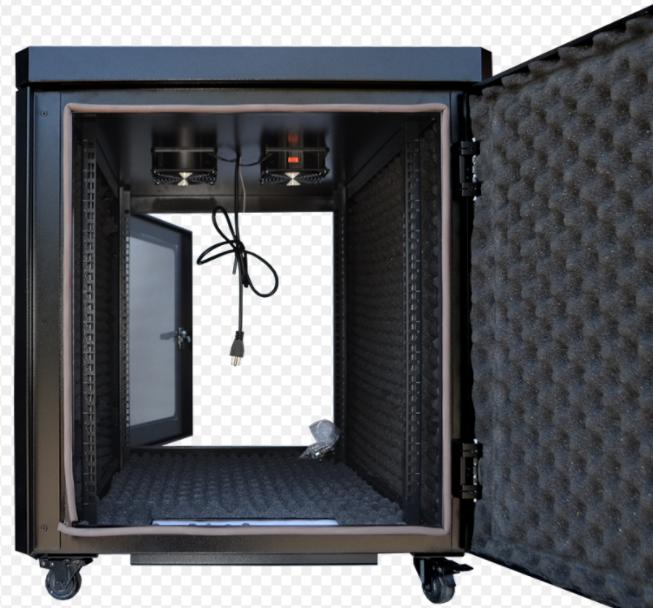 Sound-proof Cabinets Market Size, Share, Development by 2024