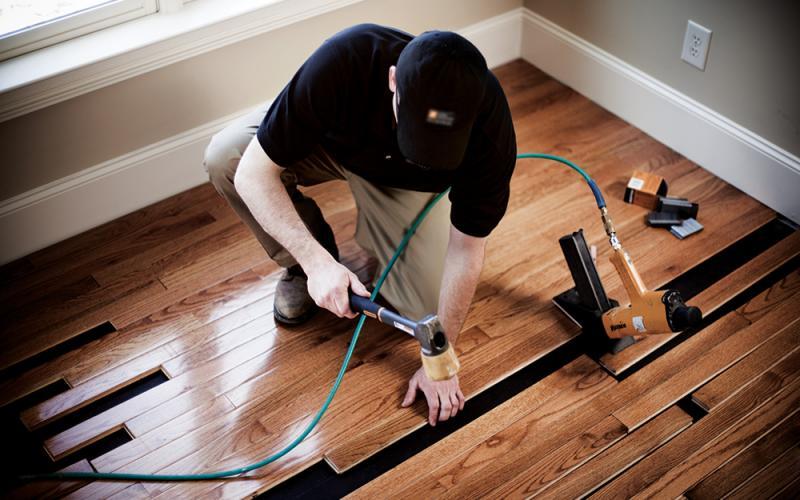 Hard-Surface Flooring Market