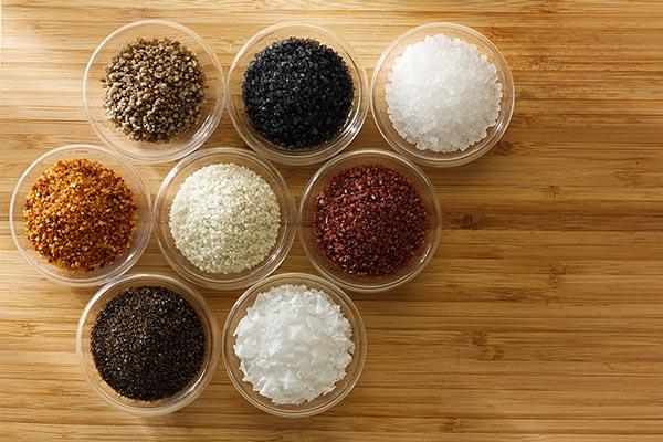 Gourmet Salt Market