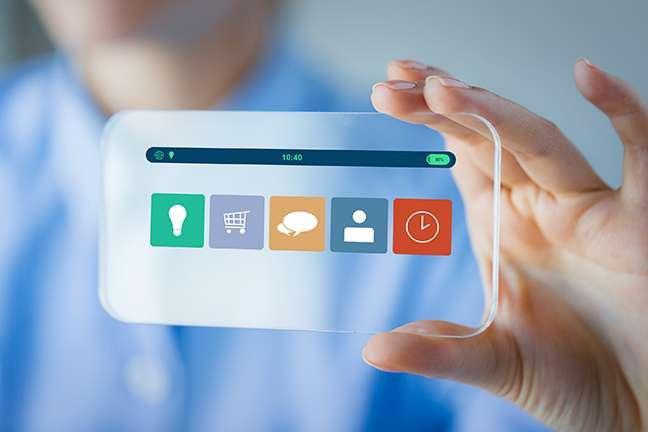 Transparent Electronics Market
