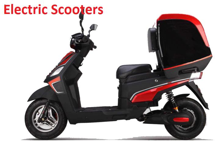 Electric Scooters Market to 2027