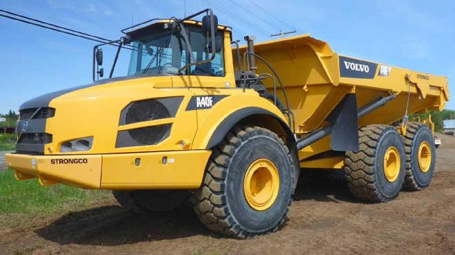 Global Articulated Dump Trucks Market Expected to Witness