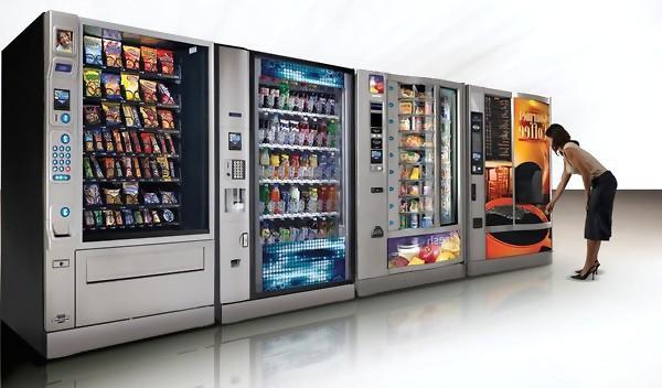 Intelligent Vending Machines Market In World: Evolution,
