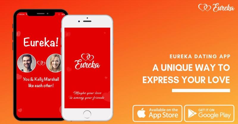 New Dating App - Eureka Allows Users to Express Love Secretly
