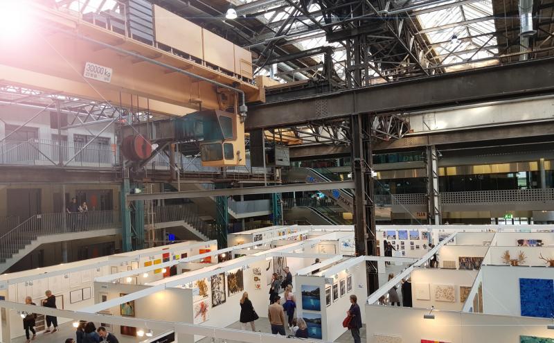 photo of Art Fair Zurich 2019