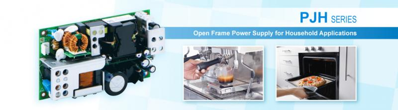 Delta launch Open Frame Power Supply new series