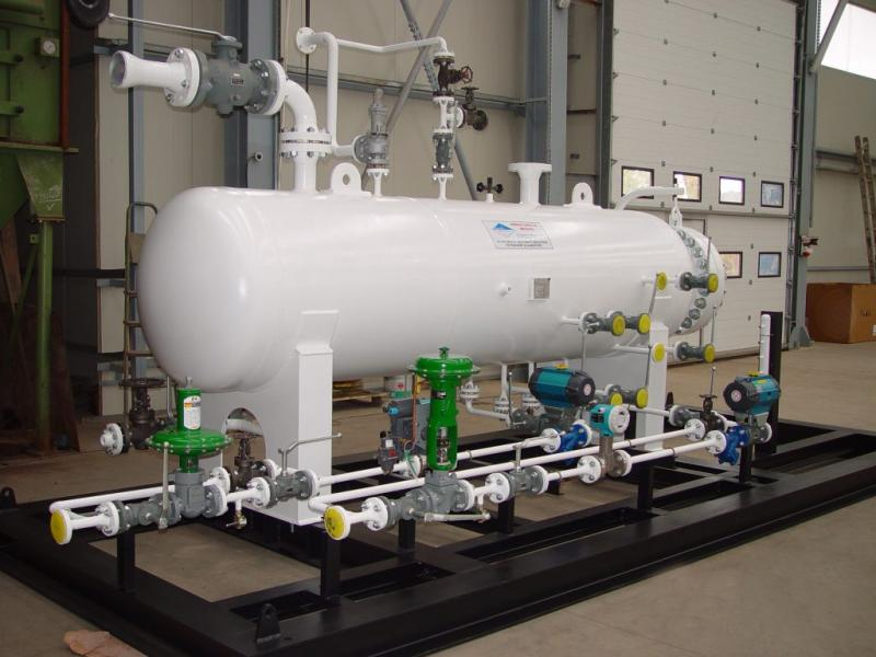 Oil and Gas Separation Equipment Market: Competitive Dynamics &
