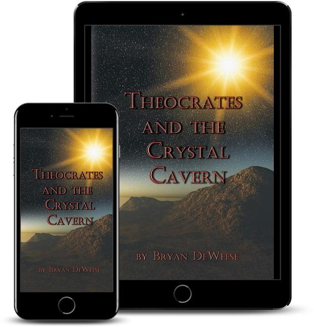Theocrates and the Crystal Cavern