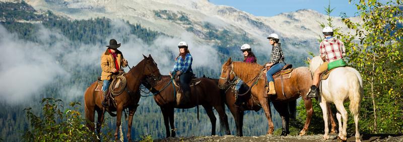 Riding Tourism