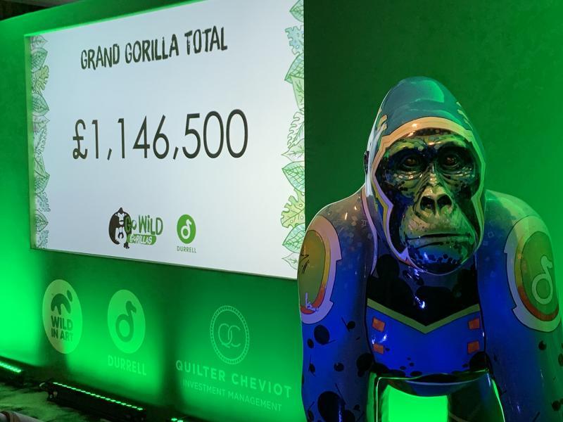 The Grand Gorilla Auction