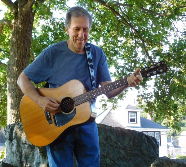 Singer-songwriter Howie Newman organized Musicians for Democracy.