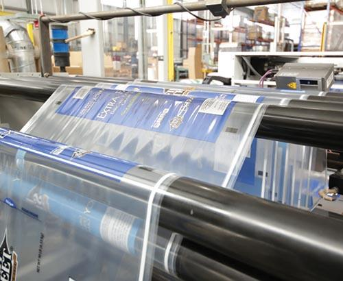 Printing for Packaging