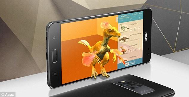 Smart Phone 3D Cameras