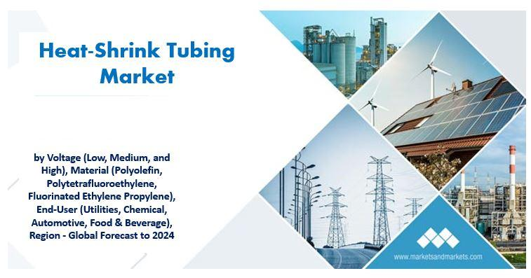 Heat-Shrink Tubing Market Insights | Key players: TE