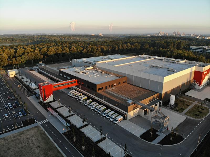 New Food Fulfillment Center (FFC) 2.0 in Cologne