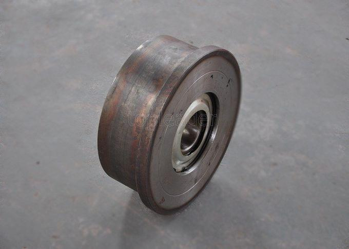 Rolled Steel Rail Wheels