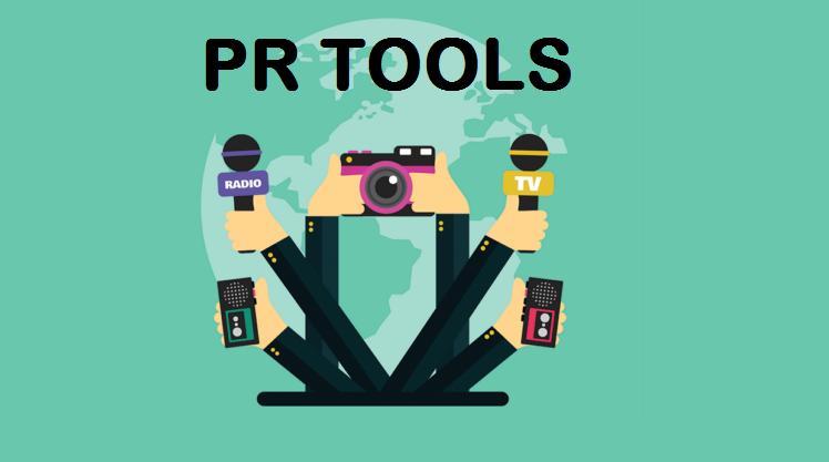 Public Relations PR Tools
