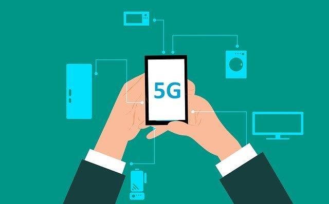 5G, Industry 4.0, Digital Transormation, 5Gbusinesspotentials