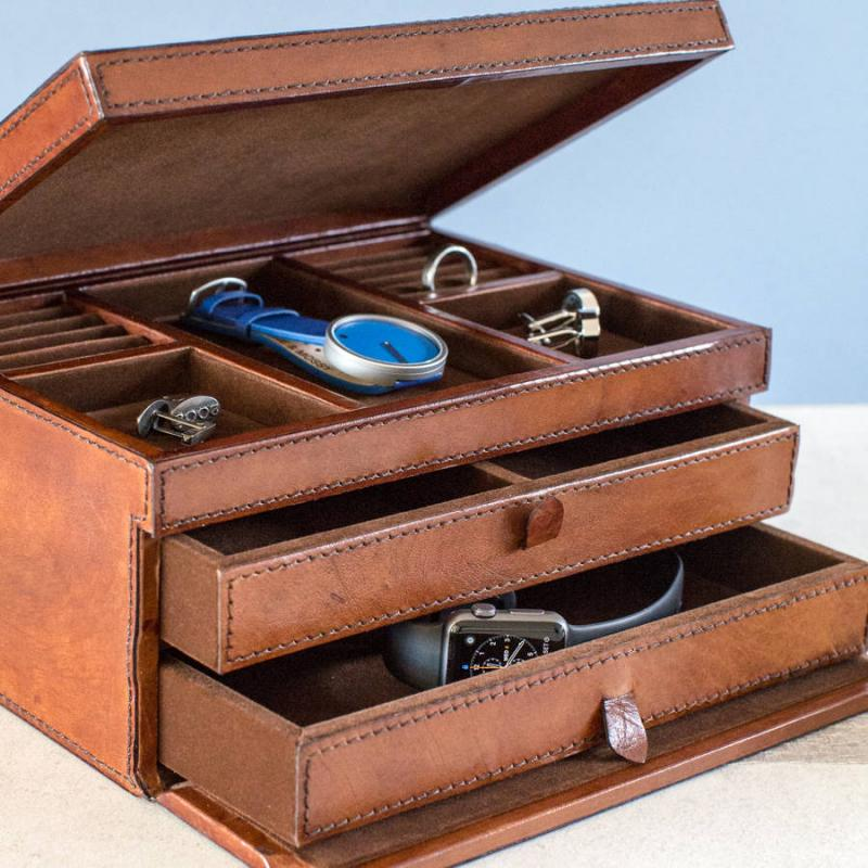 Global Leather Jewellery Box Market to Witness a Pronounce