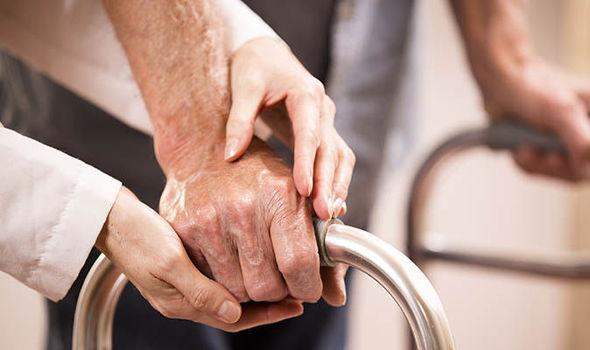 """Elderly Care"""