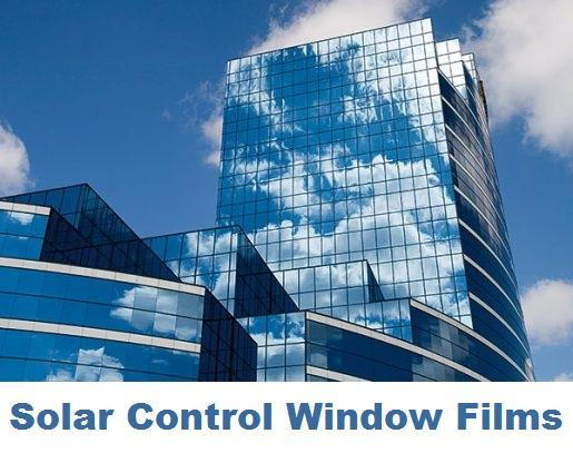 Solar Control Window Films Market