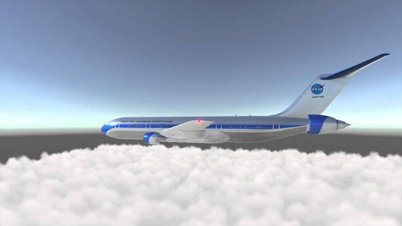 Hybrid Electric Jet