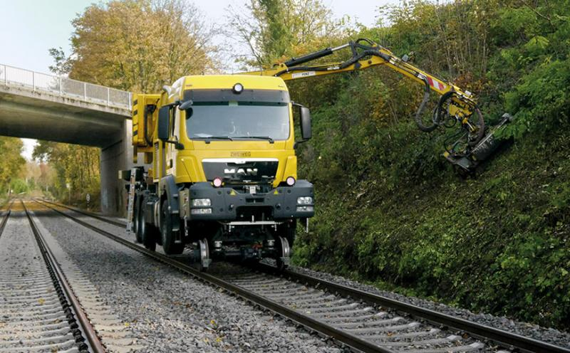 Rail Vehicle