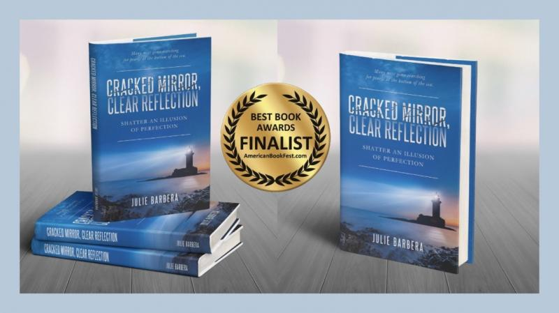 Cracked Mirror, Clear Reflection is an Award-Winning Finalist
