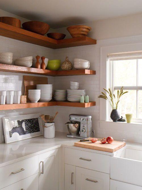 Kitchen Shelving Cabinet